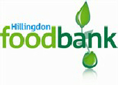 Hillingdon food bank logo