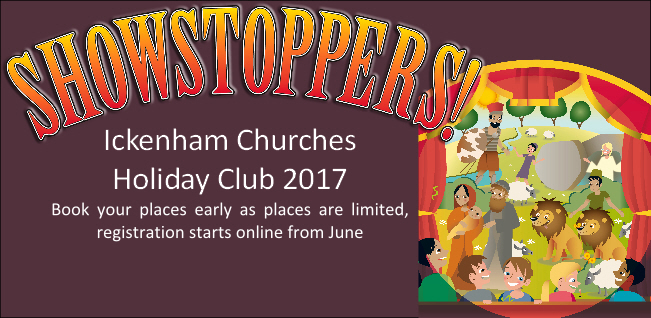 Holiday Club 2017 banner