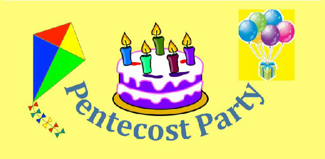 Pentecost Party 2018