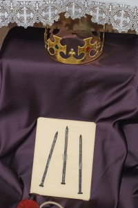 Nails and crown